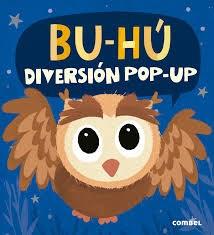 Papel Bu-Hú - Diversión Pop-Up