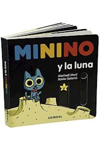 Papel Minino Y La Luna