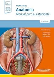 Papel Prometheus Anatomía. Manual Para El Estudiante Ed. 2