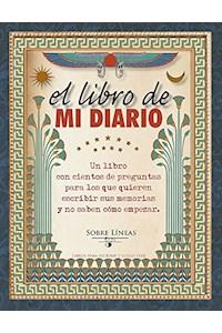Papel Libro De Mi Diario. El