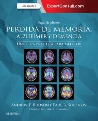Papel PERDIDA DE MEMORIA, ALZHEIMER Y DEMENCIA
