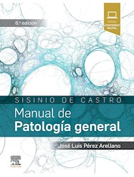 Papel Sisinio De Castro Manual De Patología General Ed.8º