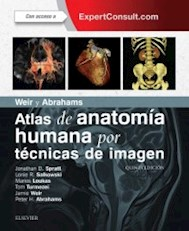 Papel Weir Y Abrahams. Atlas De Anatomía Humana Por Técnicas De Imagen Ed.5º