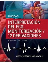 Papel Huszar Interpretación Del Ecg: Monitorización Y 12 Derivaciones