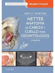 Papel Netter. Anatomía De Cabeza Y Cuello Para Odontólogos