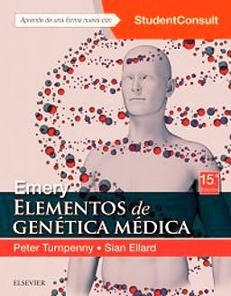 Papel Emery Elementos de Genética Médica Ed.15º