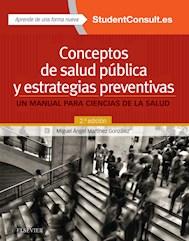 E-book Conceptos De Salud Pública Y Estrategias Preventivas