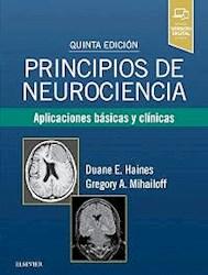 Papel Principios De Neurociencia. Aplicaciones Básicas Y Clínicas