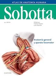 Papel Sobotta. Atlas De Anatomía Humana Vol 1: Anatomía General Y Aparato Locomoto Ed.24