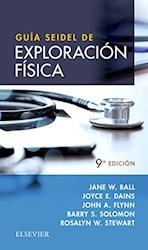 Papel Guía Seidel De Exploración Física Ed.9º