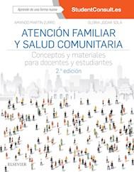 E-book Atención Familiar Y Salud Comunitaria