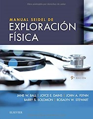 Papel Manual Seidel De Exploración Física Ed.9º