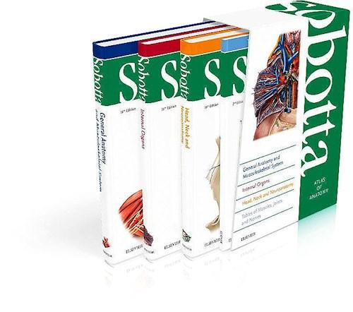 Papel Sobotta. Atlas de Anatomía Humana - 3 Vols.