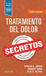Papel Tratamiento Del Dolor. Secretos Ed.4º