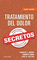 E-book Tratamiento Del Dolor. Secretos