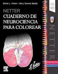 Papel Netter Cuaderno De Neurociencia Para Colorear