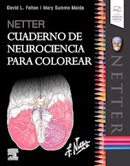 Papel Netter Cuaderno De Neurociencia Para Colorea