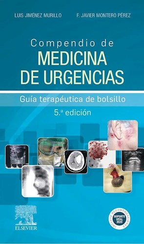 Papel Compendio de Medicina de Urgencias Ed.5