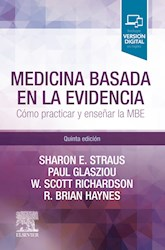 E-Book Medicina Basada En La Evidencia (Ebook)