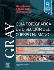 E-book Gray. Guía Fotográfica De Disección Del Cuerpo Humano