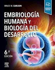 E-book Embriología Humana Y Biología Del Desarrollo