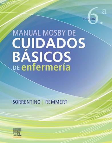 E-book Manual Mosby de cuidados básicos de Enfermería