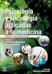 Papel Psicología Y Sociología Aplicadas A La Medicina Ed.4