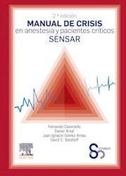 E-book Manual De Crisis En Anestesia Y Pacientes Críticos Sensar