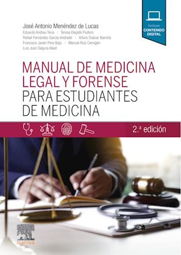E-book Manual de medicina legal y forense para estudiantes de Medicina