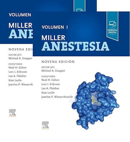 Papel MILLER Anestesia Ed.9