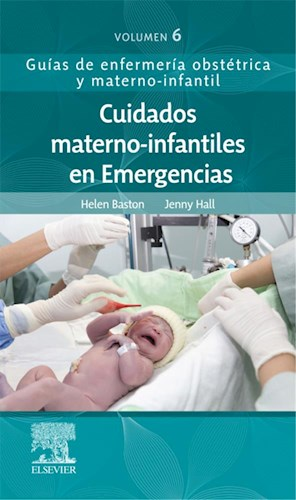 E-book Cuidados materno-infantiles en Emergencias