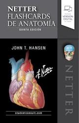 E-book Netter. Flashcards De Anatomía