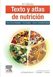 Papel Texto Y Atlas De Nutrición Ed.8