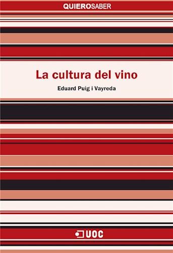 E-book La Cultura Del Vino