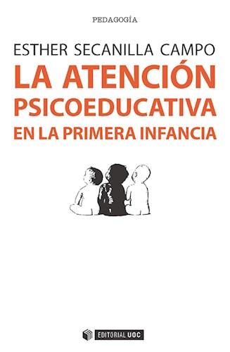 E-book La Atención Psicoeducativa En La Primera Infancia