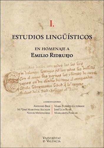 E-book Estudios lingüísticos en homenaje a Emilio Ridruejo