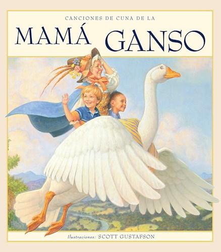 Papel CANCIONES DE CUNA DE LA MAMA GANSO