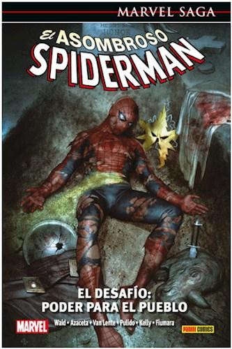 Asombroso Spiderman 25  Poder Para El Pueblo  (Marvel Saga 55)