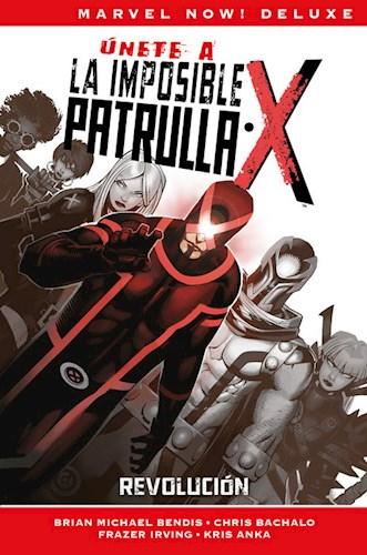 Marvel Now  Deluxe Patrulla-X De Brian Michael Bendis 2 Revo Marvel Now  Del