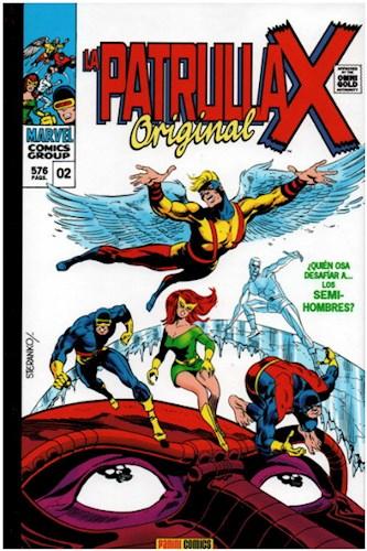 La Patrulla-X Original 02  ¿Quien Osa Desafiar A     Los Demi-Hombres  (Marvel G