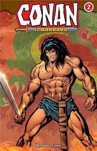 E-book Conan El Bárbaro (Integral) Nº 02/10