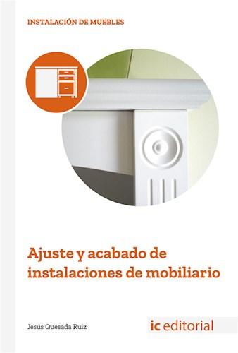 Papel Ajuste Y Acabado De Instalaciones De Mobiliario
