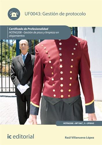 E-book Gestión De Protocolo. Hota0208