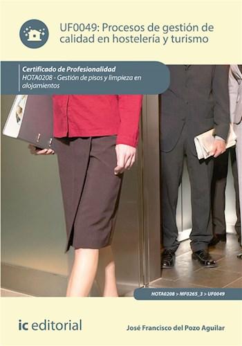 E-book Procesos De Gestión De Calidad En Hostelería Y Turismo. Hota0208