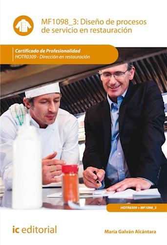 E-book Diseño De Procesos De Servicio En Restauración. Hotr0309