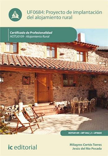 E-book Proyecto De Implantación Del Alojamiento Rural. Hotu0109