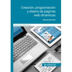 Papel Creación, Programación Y Diseño De Páginas Web Dinámicas. Ifcd039Po