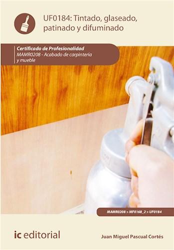 E-book Tintado, Glaseado, Patinado Y Difuminado. Mamr0208