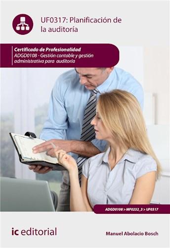 E-book Planificación De La Auditoría. Adgd0108