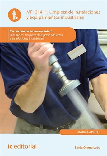 E-book Limpieza De Instalaciones Y Equipamientos Industriales. Seag0209